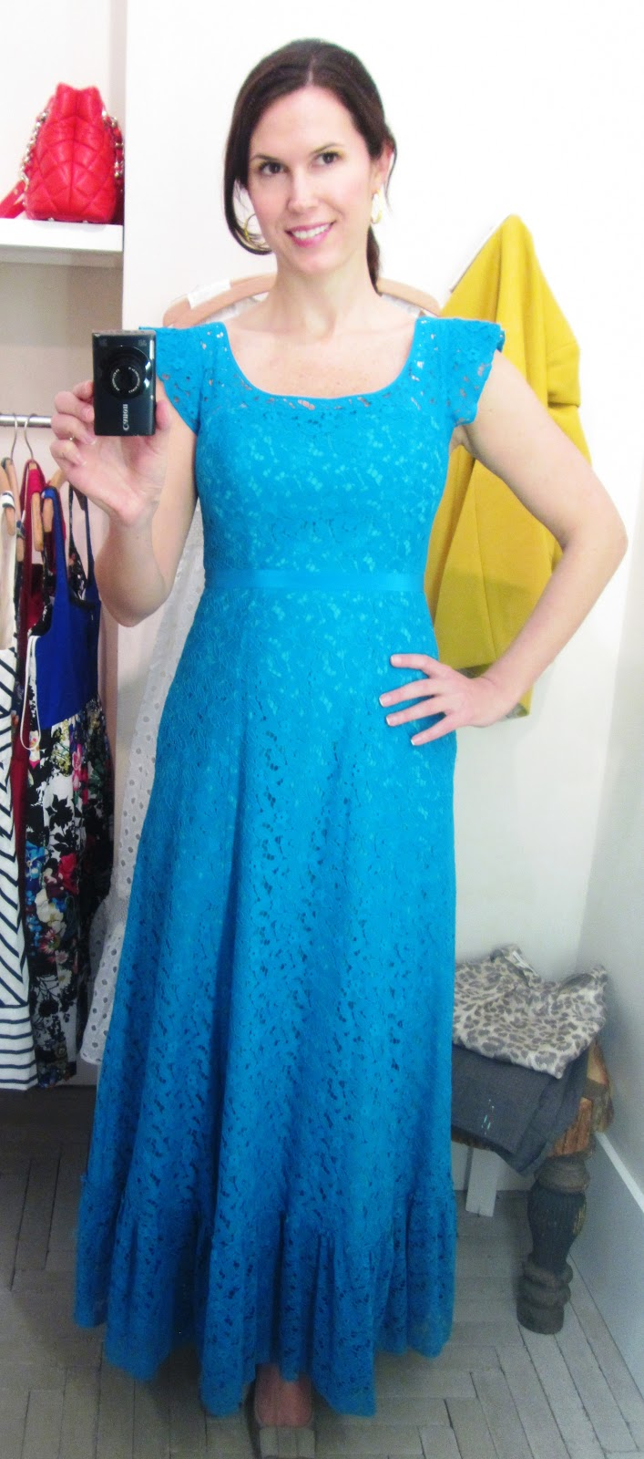 Colorful Corporate: Anthropologie fitting room reviews: So many ...