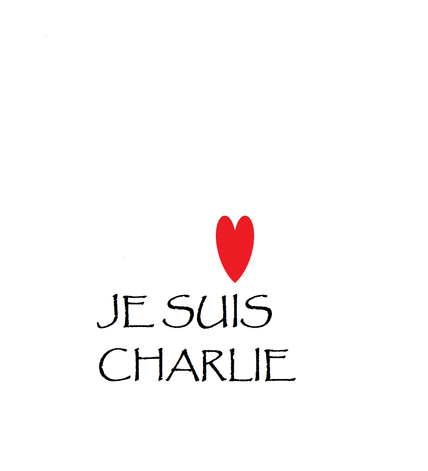 Je suis Charlie, nous sommes Charlie, hommage, 7 janvier 2015, Charlie Hebdo