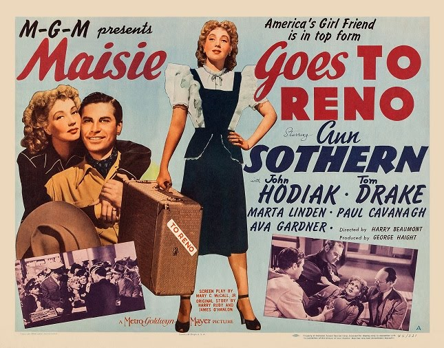 Maisie Goes to Reno (1944)
