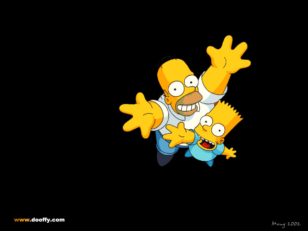 Wallpapers hd the simpsons los simpsons 20 wallpapers for Wallpapers 3d animados para android