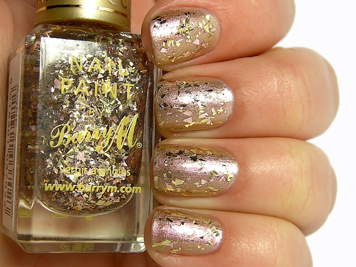 Barry M Aquarium Nail Effects - Treasure Chest