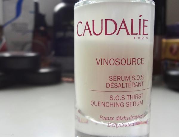 [Chia sẻ] Serum SOS của Caudalie