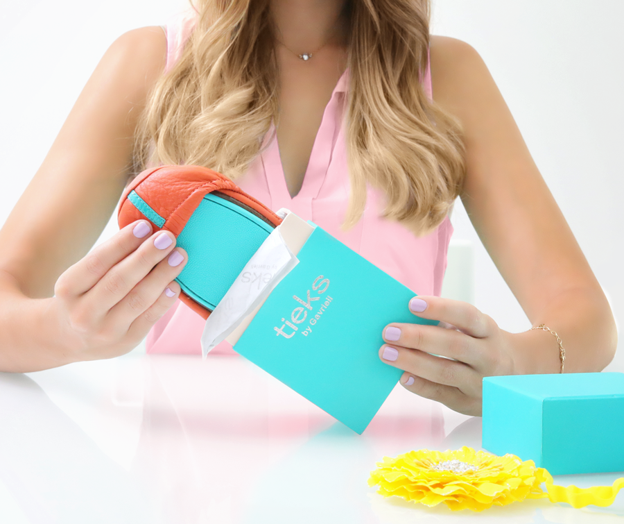 Tieks Packaging