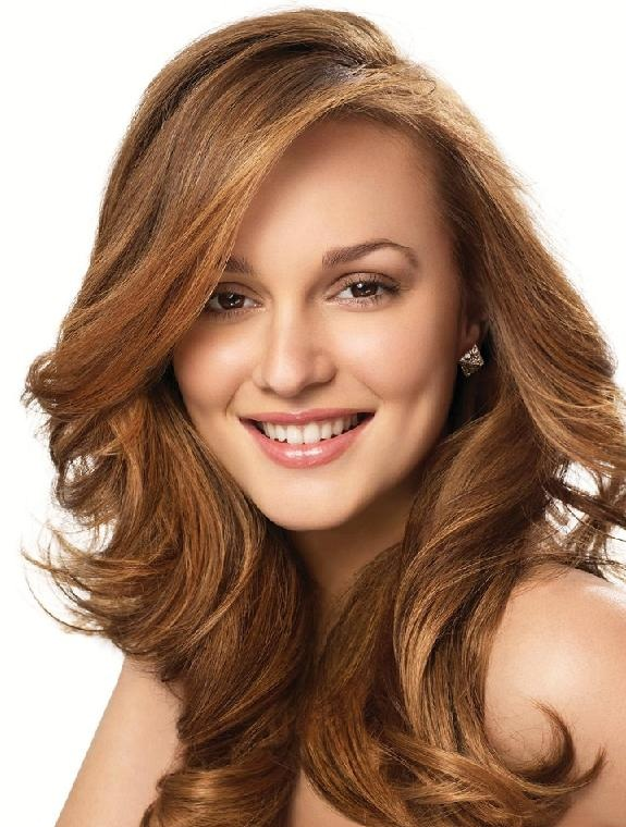 Unique Red Hair Color Of Long Haircuts As Nice Hair For Women  More