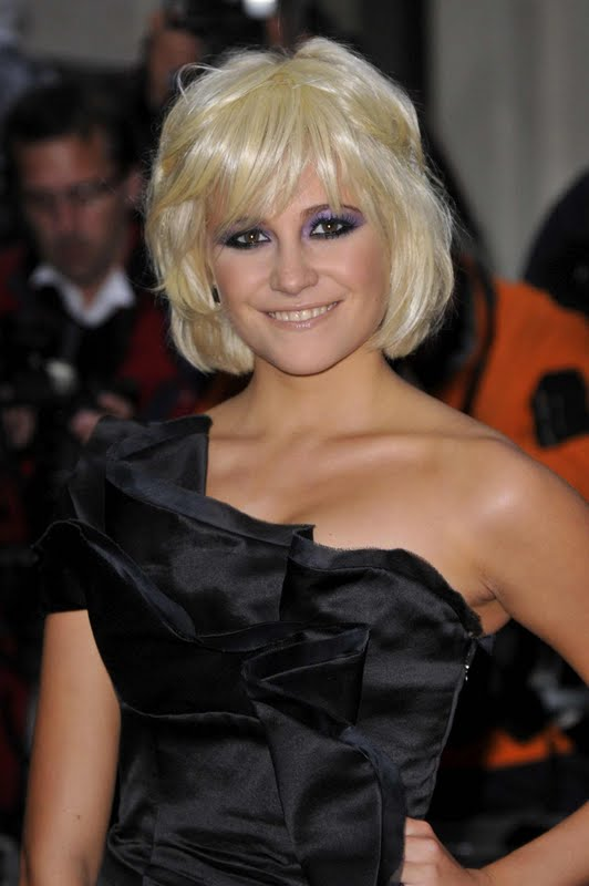Pixie Lott at 2011 GQ Men of the Year Awards