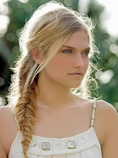 Fish Tale Braid Hairstyles