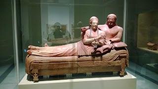sarcophage cerveteri