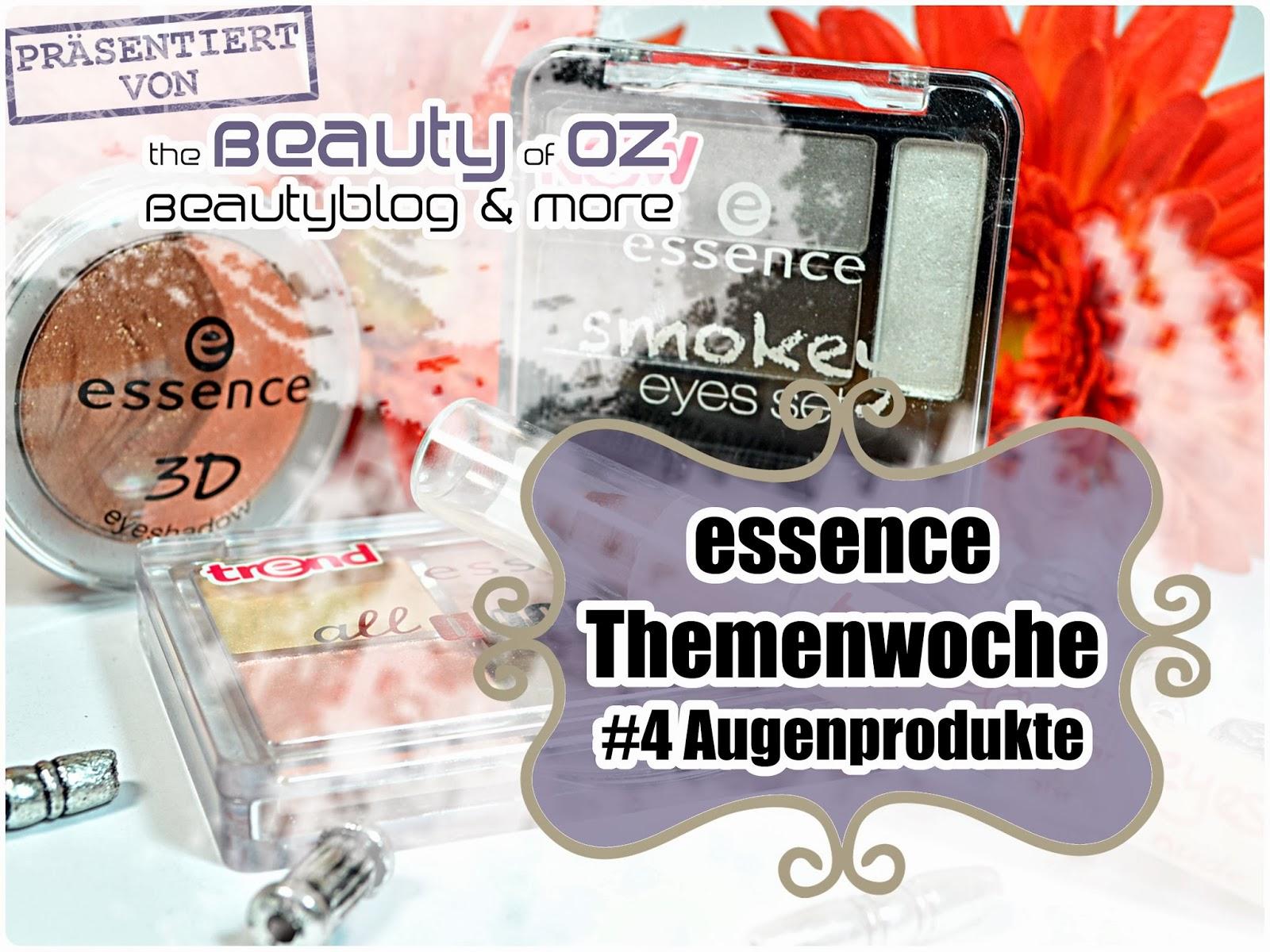 essence Neuheiten im Frühjahr 2014 Augenprodukte (Lidschatten)