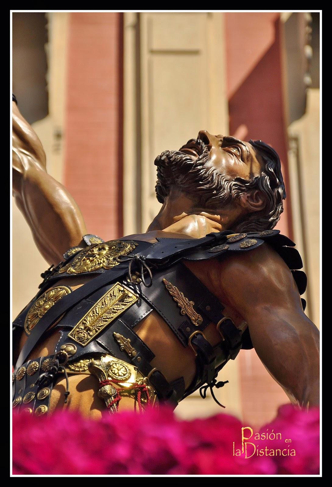 Cristo del Desamparo y Abandono hacia Alemanes Sevilla 2015