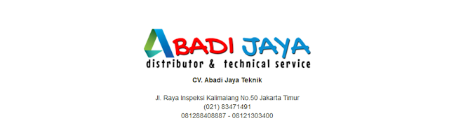 CV. Abadi Jaya