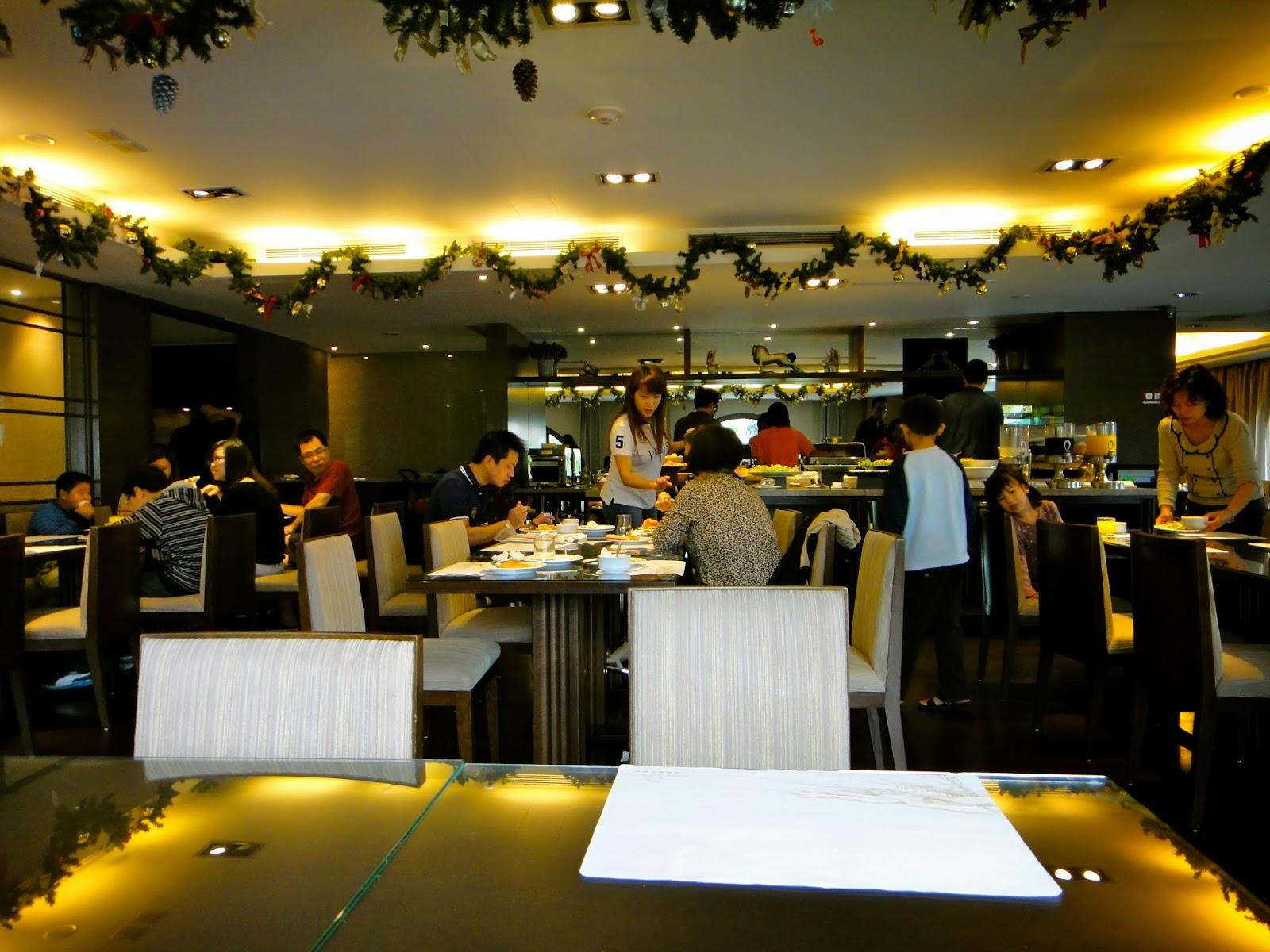 Classic City Resort Hualien Restaurant Taiwan
