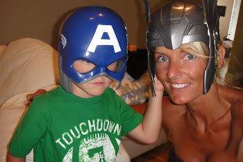 Captain America and Thor
