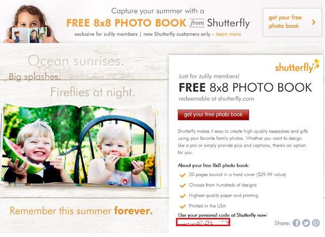 shutterfly coupon code free 8x8 book sbi coupon code for flipkart