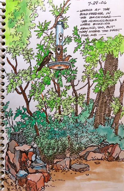 SKETCHBOOK ASSIGNMENT: Trees & Leaves -- 10 Exercises to Try
