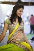 Aswi Glamorous Photos in Half Saree-thumbnail-3