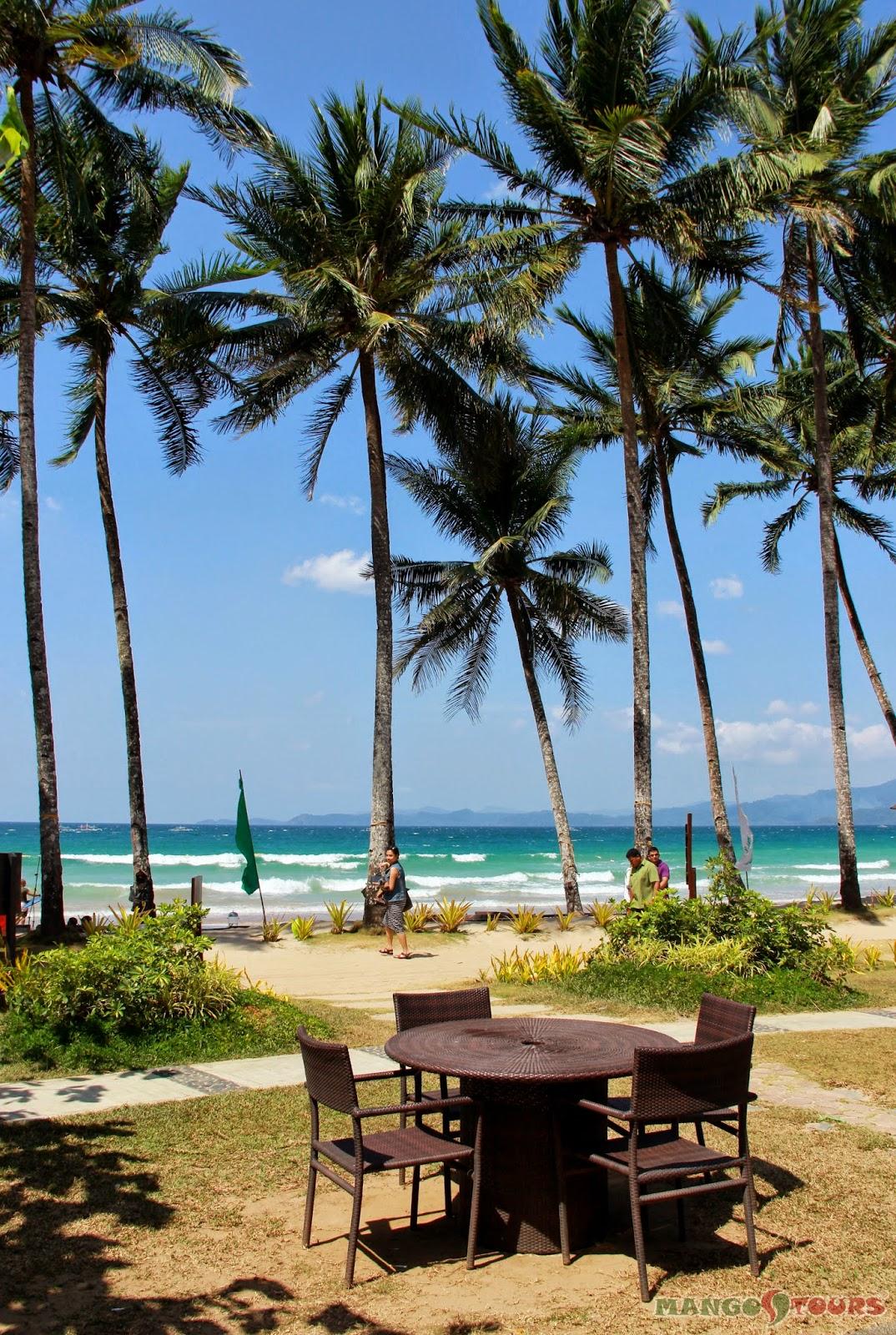 Mango Tours Philippines Sheridan Beach Resort & Spa Puerto Princesa Palawan