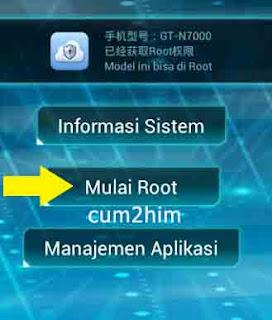 Cara Mudah Root Android Dengan Aplikasi Root Master