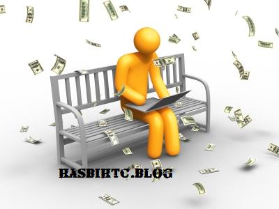 5 Langkah dasar Mendapatkan uang dari Internet