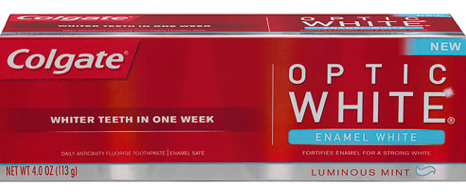 Colgate Optic White Just .33 Each After Coupons at BJs