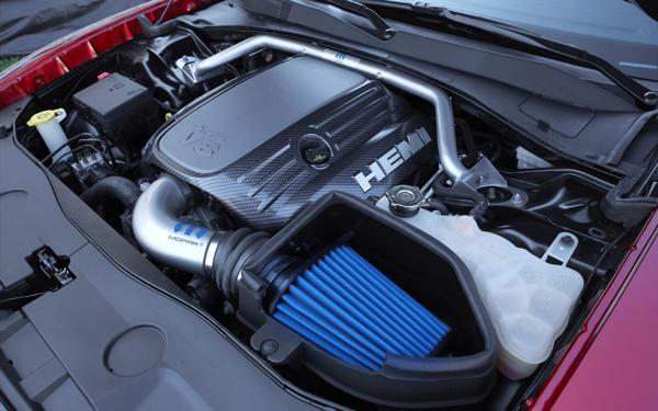 2016 Dodge Charger V8 Engine