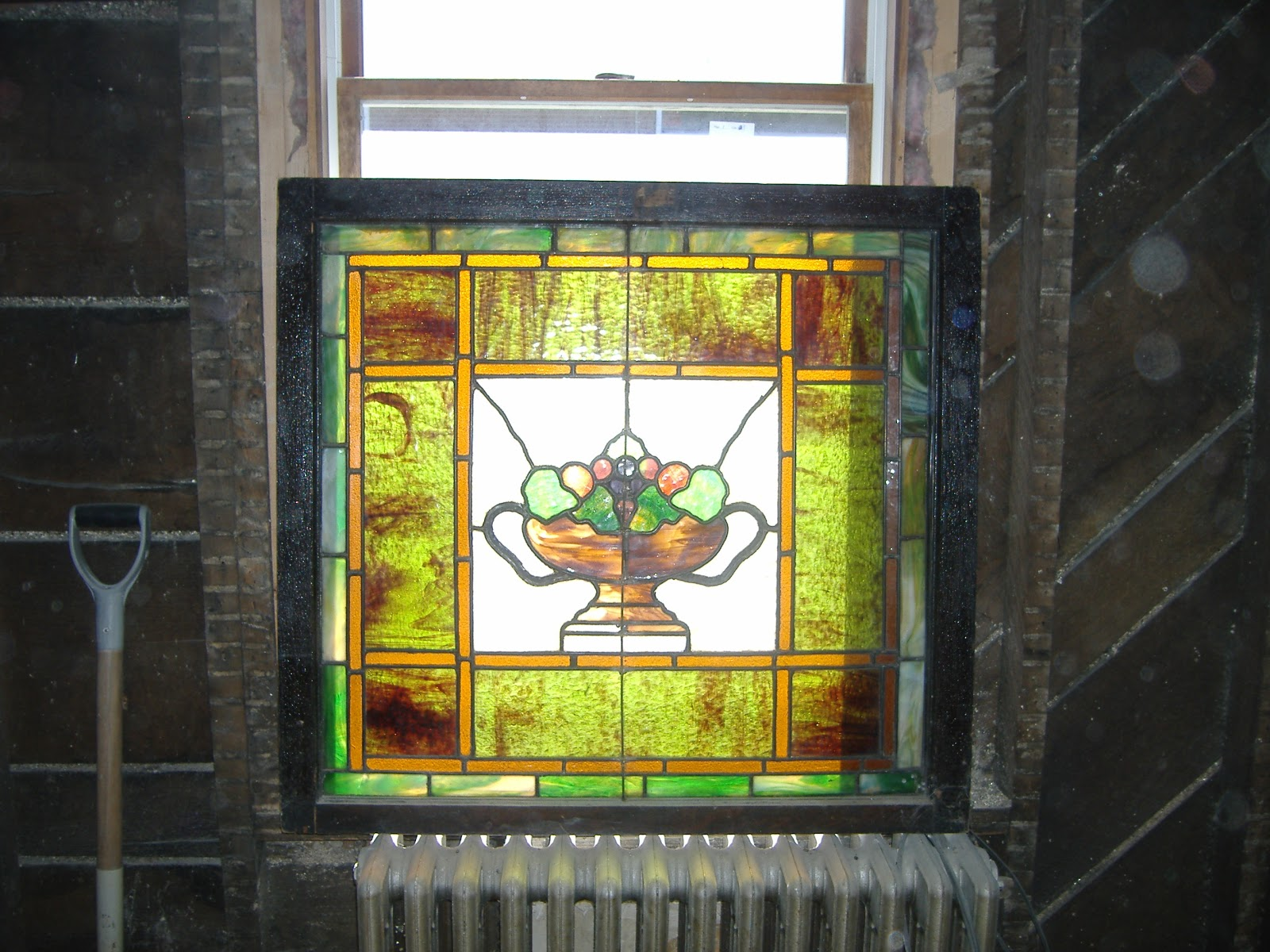 Ligonier Living Wendy Has Stained Glass Windows For Sale