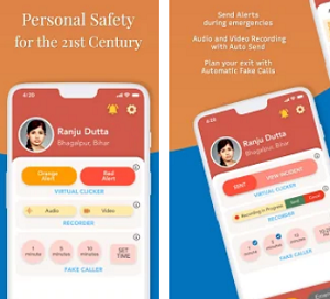 Personal Safety App of the Month - Sahas
