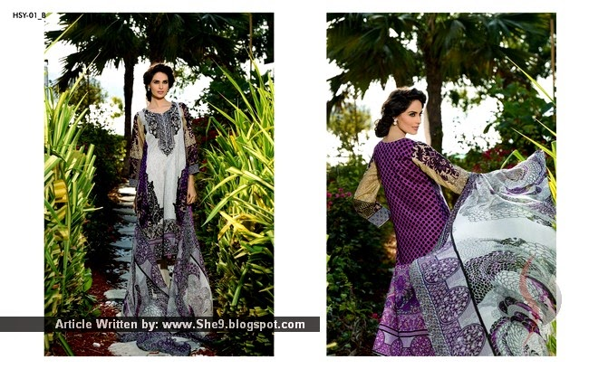 House of Ittehad's HSY Spring-Summer Lawn Collection