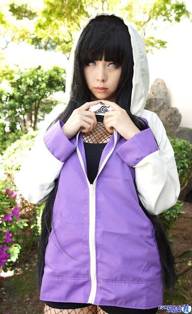 Hinata Hyuuga Cosplay by usaGG