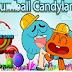 لعبة مغامرات غامبول ارض الحلوى