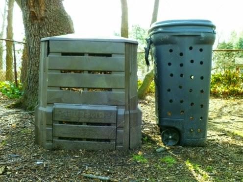 použití kompostéru
