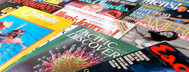 Revistas de publicación
