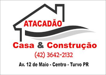 Inaugurou em Turvo, o Atacadão Casa e Construção