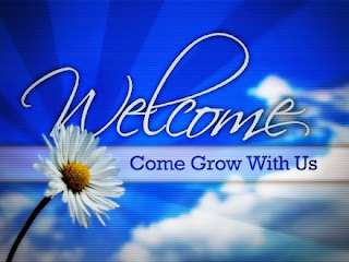 COME... GROW WITH US...