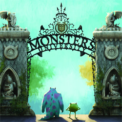 Monstruos University - TRailer en español