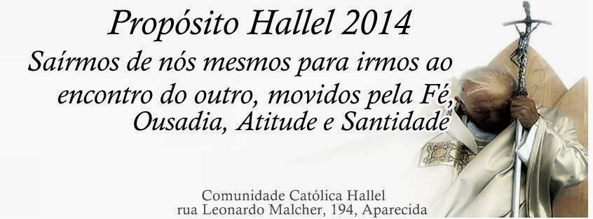 Propósito da Comunidade Hallel