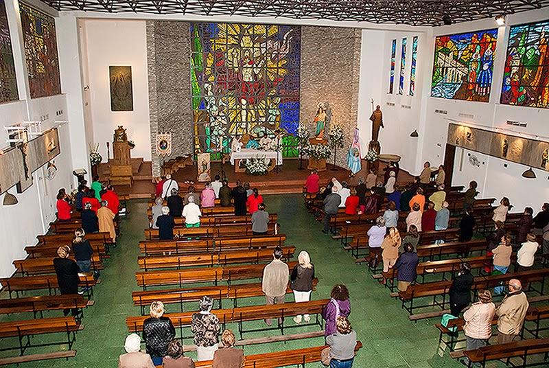 Parroquia San Pedro de Alcántara