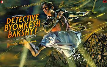 Detective Byomkesh Bakshy 2015 Film