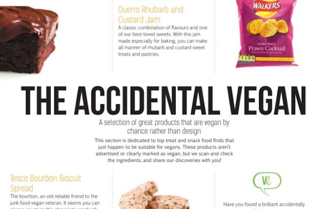 Vegan Life Magazine June 2015 Accidental Vegan