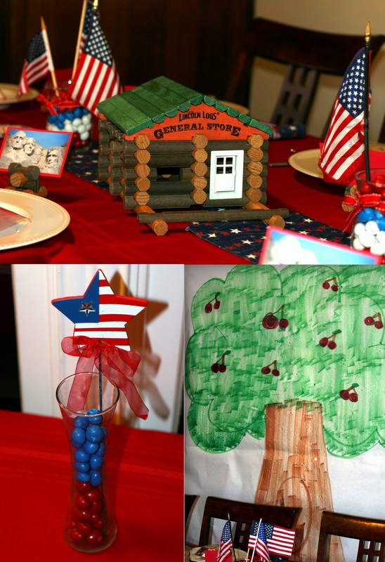 American patriotic essays