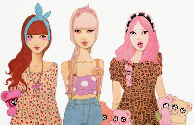 Esther Kim Sweet Streets Girls