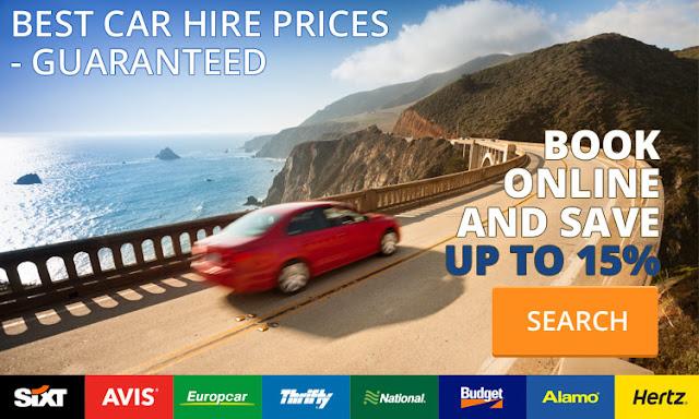 Отличная экономия при аренде автомобиля на самые популярные направления | savings when renting a car