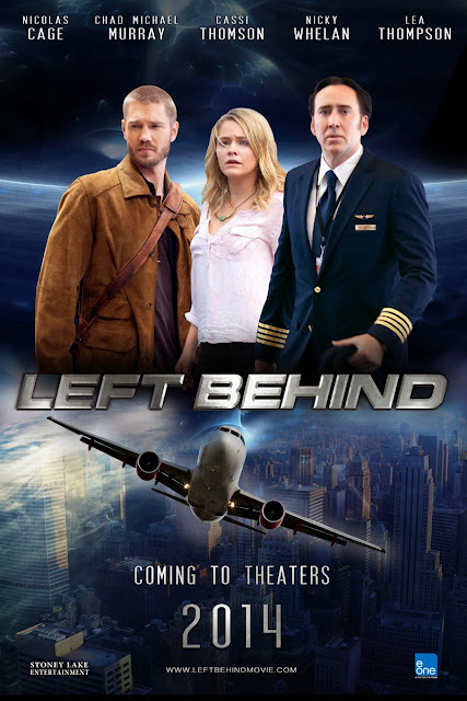 Left Behind 2014 HDRip 300mb 480p