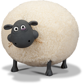 shaun the sheep movie-shaun le mouton-kuzular firarda-shirley