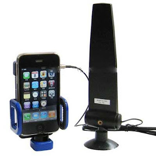 3G Wireless FME Antenna + Antenna Coupler Universal Holder