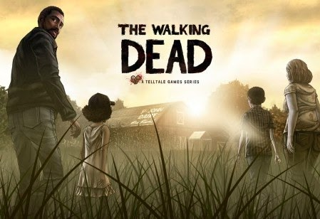 The Walking Dead Season One Full Apk+Data