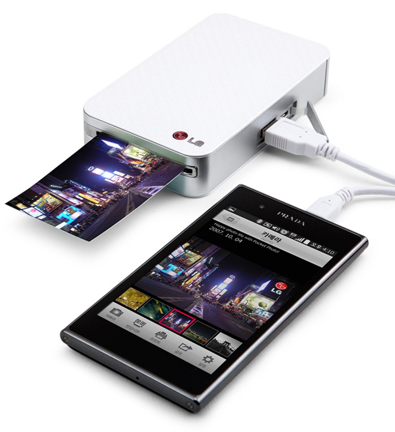 Camera Printing From Android Phone mini mobile printer for android smartphone smartphone