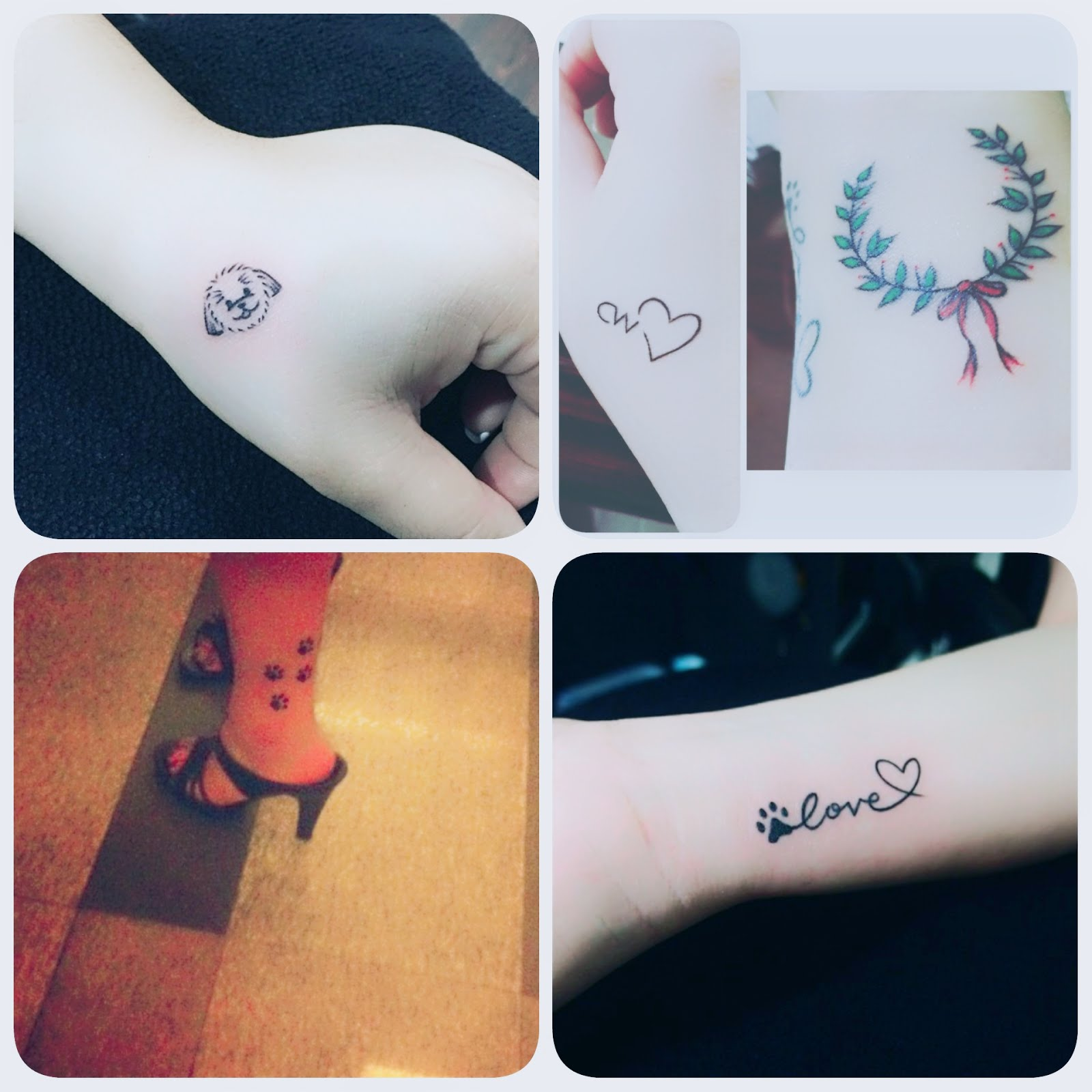 ❤ 纹身控 ❤