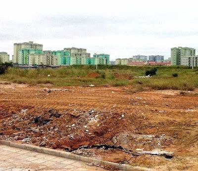 Nova Cidade de Kilamba Kiaxi, Angola, é fracasso chinês