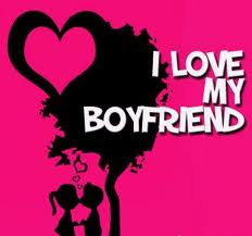 i love my boyfriend , ( you love your boyfriend ) ?