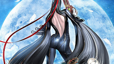 #25 Bayonetta Wallpaper